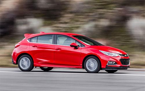 Chevrolet Cruze sẽ dừng sản xuất từ 1/3/2019 khi GM đóng cửa hoặc trang bị lại nhà máy ở Lordstown, bang Ohio, Mỹ.
