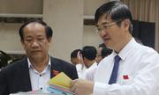 Chủ tịch tỉnh Quảng Nam không có phiếu tín nhiệm thấp