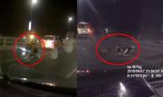 Nam thanh niên tử vong vì tông ôtô tải trên cầu Nhật Tân