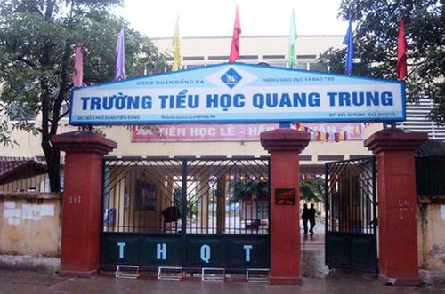 Cô giáo ở Hà Nội yêu cầu học sinh tát bạn 50 cái vì nói bậy
