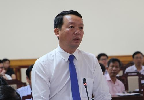 Ông Phan Thiên Định trở thành tân Phó chủ tịch tỉnh Thừa Thiên Huế. Ảnh: Võ Thạnh