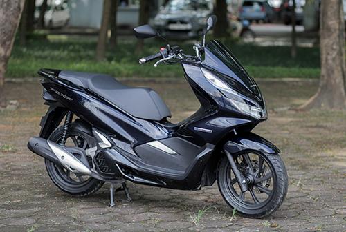 Những mẫu xe máy xanh cho khách Việt