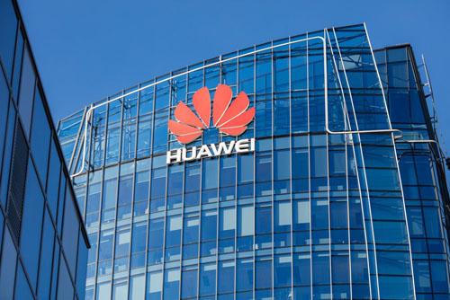 Trụ sở của Huawei tại Thâm Quyến, Trung Quốc. Ảnh: CNBC.