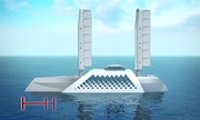 Siêu du thuyền không cần tiếp nhiên liệu trên biển