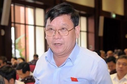 Thíếu tướng Đặng Ngọc Nghĩa. Ảnh: Trung tâm báo chí Quốc hội.