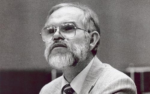George Trepal tại phiên tòa năm 1991. Ảnh: The Ledger.