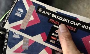 Mỗi người chỉ được mua tối đa 2 vé trận chung kết AFF Cup