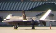 Mô hình tiêm kích J-20 Trung Quốc xuất hiện tại căn cứ Mỹ