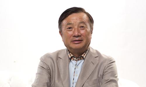 Tổng giám đốc tập đoàn Huawei. Ảnh: Huawei.