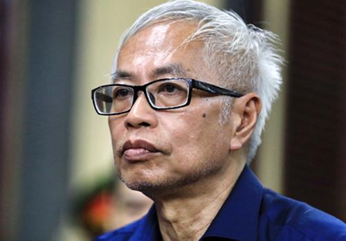 Ông Trần Phương Bình bị đề nghị án chung thân. Ảnh: Hữu Khoa.