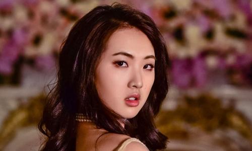 Annabel Yao trong dạ vũ ngày 24/11. Ảnh: Yunling Fang.
