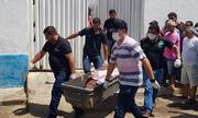 Đọ súng cướp ngân hàng ở Brazil, 12 người chết