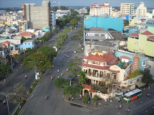 Một góc của thành phố có quận rộng nhất. Ảnh: Wikipedia.