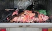 'Cần phạt hình sự những kẻ bán thịt thối, dù chỉ một kg'