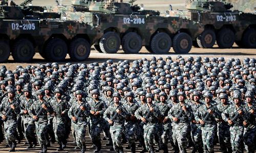 Diện mạo quân đội Trung Quốc sau 40 năm cải tổ