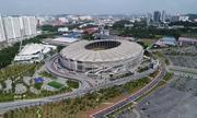 'Chảo lửa' Bukit Jalil, một trong 10 sân vận động lớn nhất thế giới