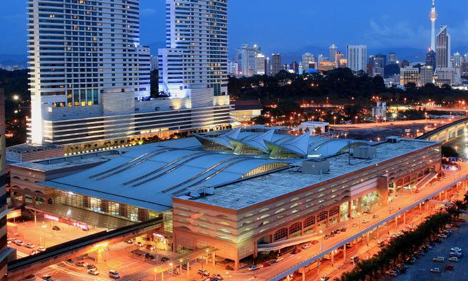 Các công trình hạ tầng đẳng cấp quốc tế của Malaysia