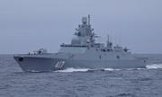 Chiến hạm Nga phóng tên lửa Kalibr diệt mục tiêu từ 700 km