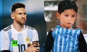 Cuộc sống trốn chạy của 'tiểu Messi' Afghanistan