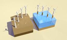 Cơ chế sản xuất điện của turbine gió