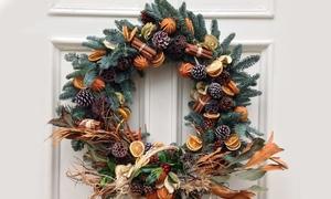 Trộm vòng hoa trang trí Giáng sinh ở Anh, Mỹ