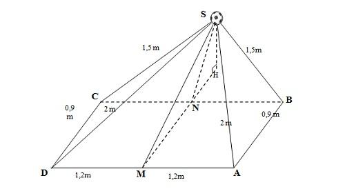 Đáp án bài toán Quang Hải trong vòng vây cầu thủ - 1