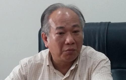 Ông Lê Thanh Hải, Giám đốc Bệnh viện Nhi Trung ương. Ảnh: H.T