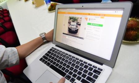 Người mua hưởng nhiều lợi ích khi mua ôtô trực tuyến