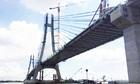 Cầu Vàm Cống bắc qua sông Hậu sẽ thông xe giữa năm 2019