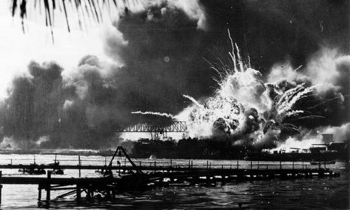 Sĩ quan điện đài Nhật châm ngòi cho trận tập kích Trân Châu Cảng