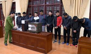 Triệt phá đường dây đánh bạc gần 500 tỷ đồng ở Hà Nội