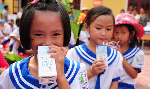 Bà Thái Hương: TH true MILK và định vị thương hiệu từ chữ 'thật'