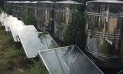 Công nghệ chế biến nước mắm sử dụng năng lượng mặt trời