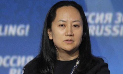 Huawei: Mạnh Vãn Chu được quyền bảo lãnh tại ngoại