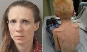 Mẹ kế người Mỹ bị kết án 28 năm vì bỏ đói con chồng