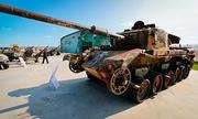 Những vũ khí khác thường của phiến quân Syria bị Nga thu giữ