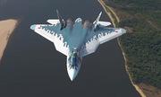 Chuyên gia Mỹ chê màu sơn mới của tiêm kích Su-57 Nga