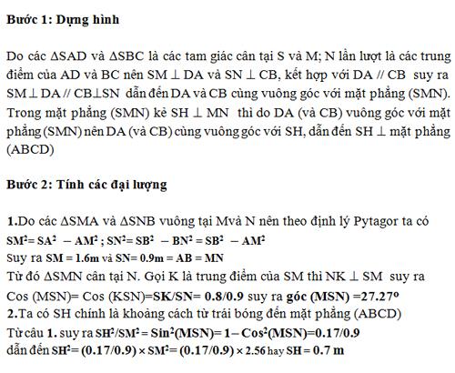 Đáp án bài toán Quang Hải trong vòng vây cầu thủ - 2