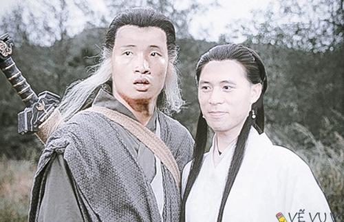 Cặp đôi Cô Long - Dương Quá nhìn khác nhỉ.