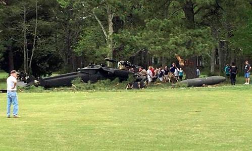 Phi công quân sự Mỹ kiện hãng trực thăng vì tai nạn chết người