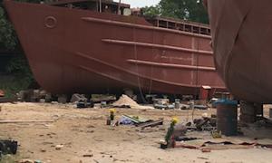 Nổ tại công ty đóng tàu ở Sài Gòn, 2 người tử vong