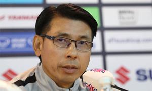 Họp báo trước trận chung kết Việt Nam - Malaysia
