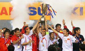 Hành trình 10 năm tìm lại ngôi vương của bóng đá Việt Nam