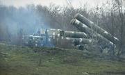 Ukraine diễn tập dùng tên lửa S-300 'khóa không phận' ở miền đông