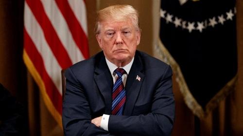 Trump bị nghi tham gia bàn việc chi tiền 'bịt miệng' sao khiêu dâm
