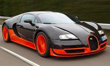 Mỗi lần thay đồ cho Bugatti Veyron mua được một ôtô khác