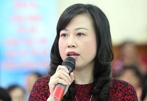 Phó bí thư Tỉnh ủy Bắc Ninh Đào Hồng Lan. Ảnh: P.V