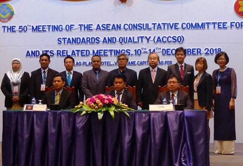 Các nước thanh viên ASEANtham dự hội nghị. Ảnh: T.Quyên.
