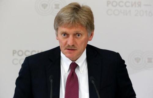Ông Peskov, người phát ngôn Điện Kremlin. Ảnh: Reuters.