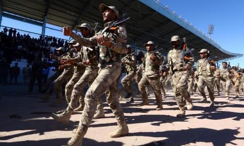 Lực lượng người Kurd mở chiến dịch truy đuổi IS từ đầu tháng 9. Ảnh: Reuters.